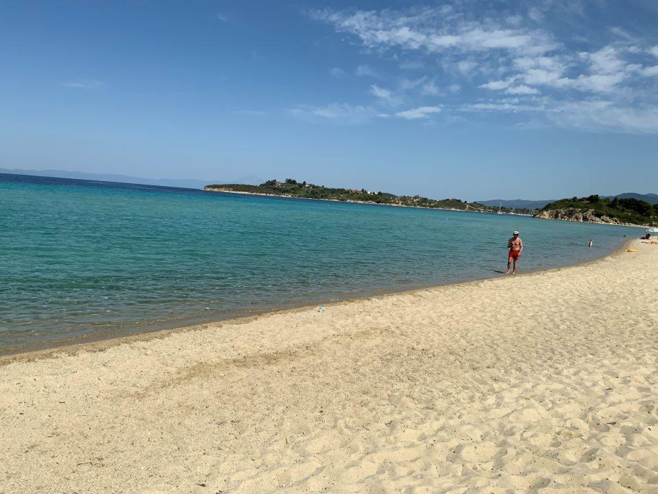 Strand Antigoni Beach Resort