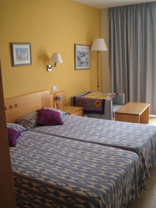 Unser Zimmer Grand Palladium White Island Resort & Spa