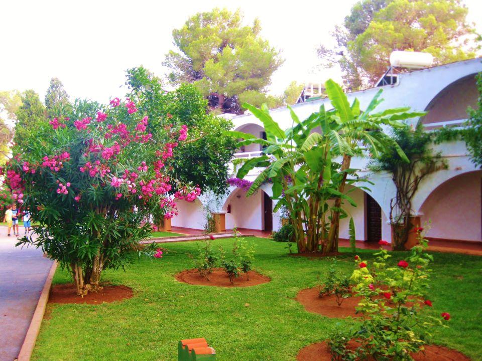 Haus Nummer15 mit Vorgarten TUI MAGIC LIFE Club Cala Pada