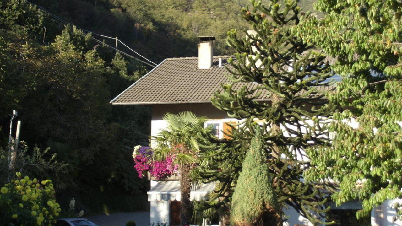 Seitenansicht Oberbrunnhof Ferienwohnungen