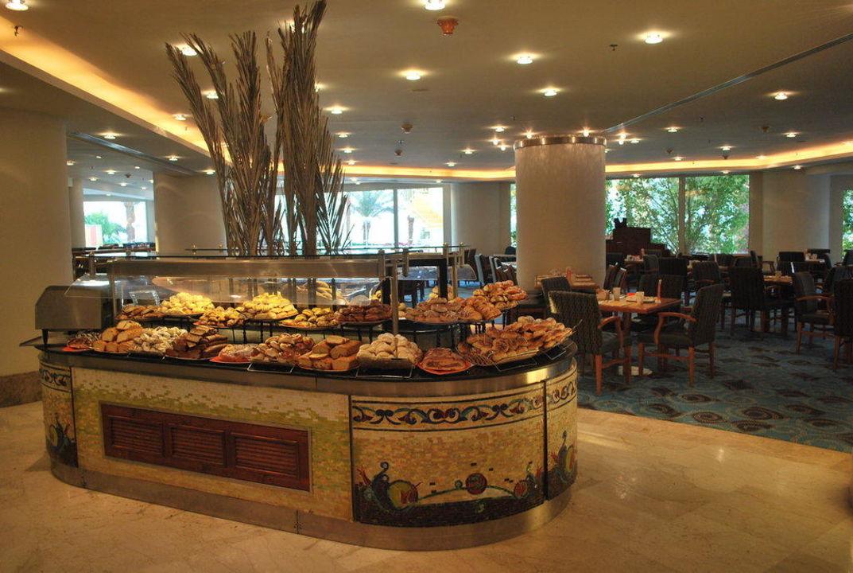 Restauracja główna Taba Hotel & Nelson Village