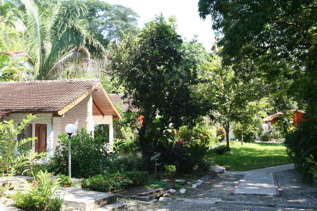Garten Hotel Las Brisas del Pacifico
