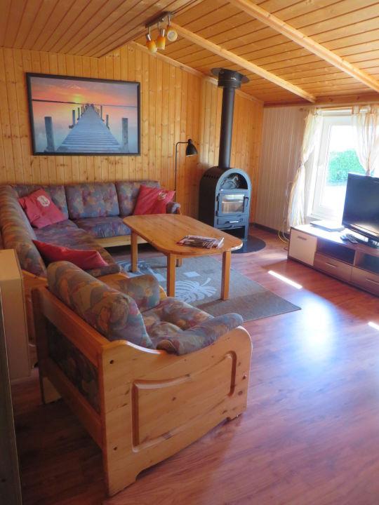 bild terrasse haus m we 30 zu ferienpark mirow in granzow. Black Bedroom Furniture Sets. Home Design Ideas