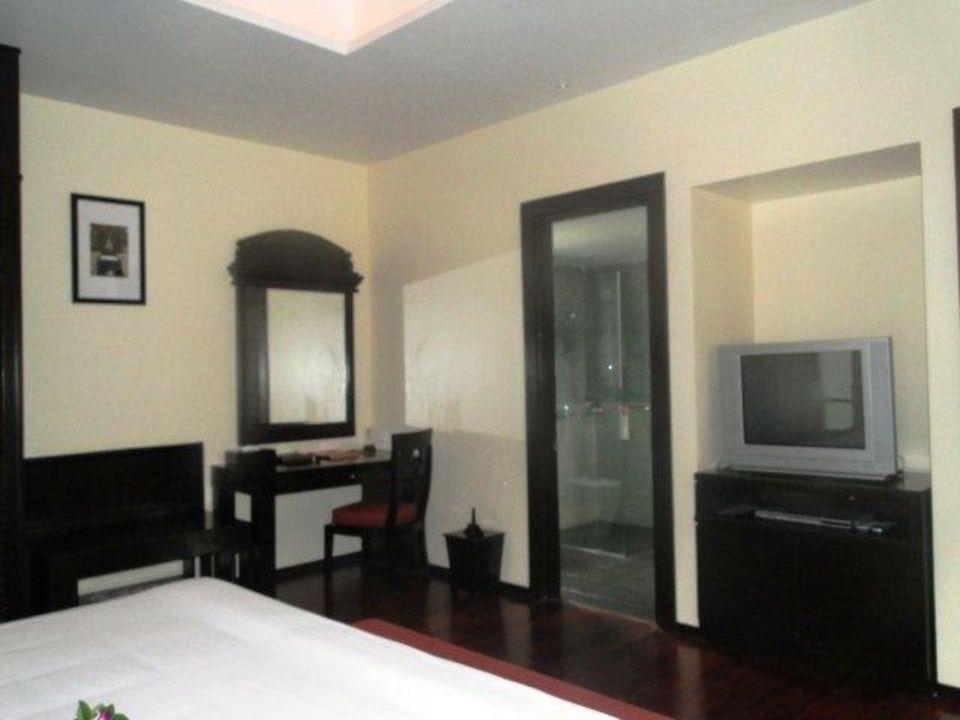 Schlafzimmer The Briza Beach Resort Samui