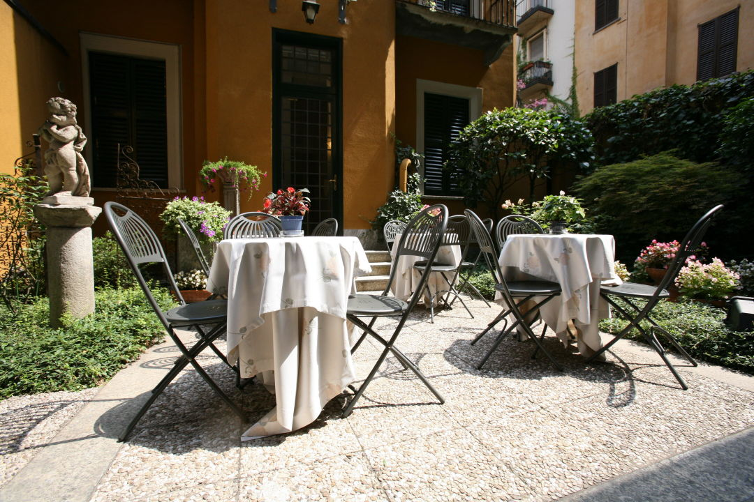 Garden hotel sanpi milano mailand holidaycheck for Hotel sanpi milano
