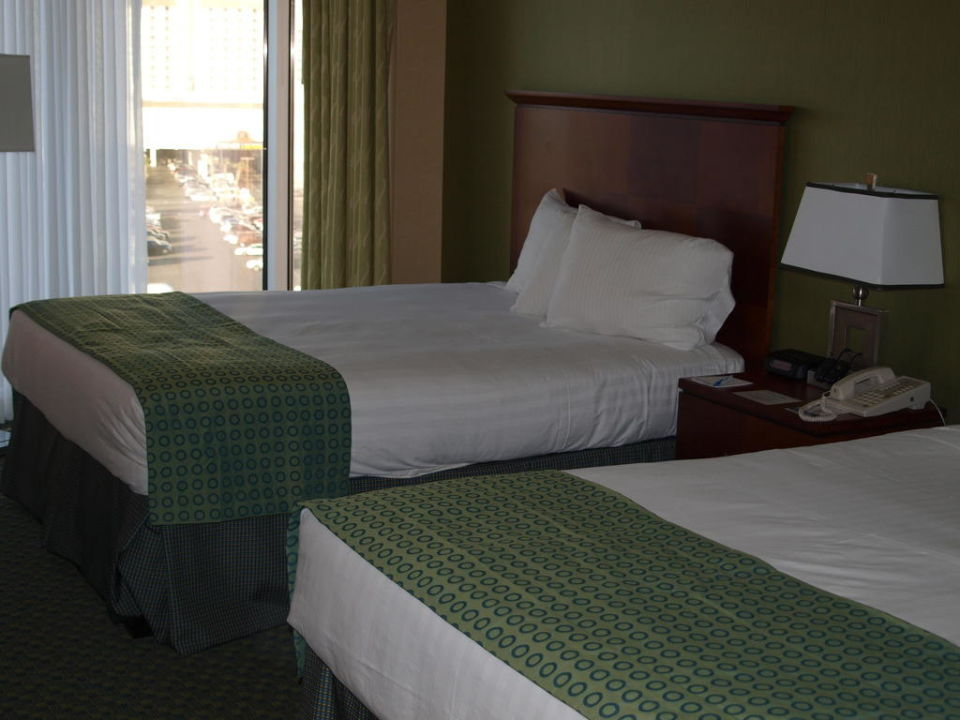 Unser Zimmer Hotel Aquarius Casino Resort