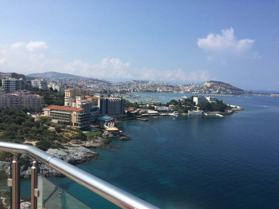Quot Ausblick Quot Korumar Hotel De Luxe Kusadasi Holidaycheck
