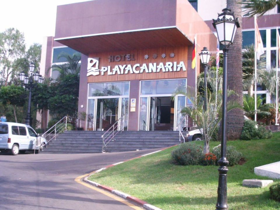 Eingangsbereich Blue Sea Costa Jardin & Spa