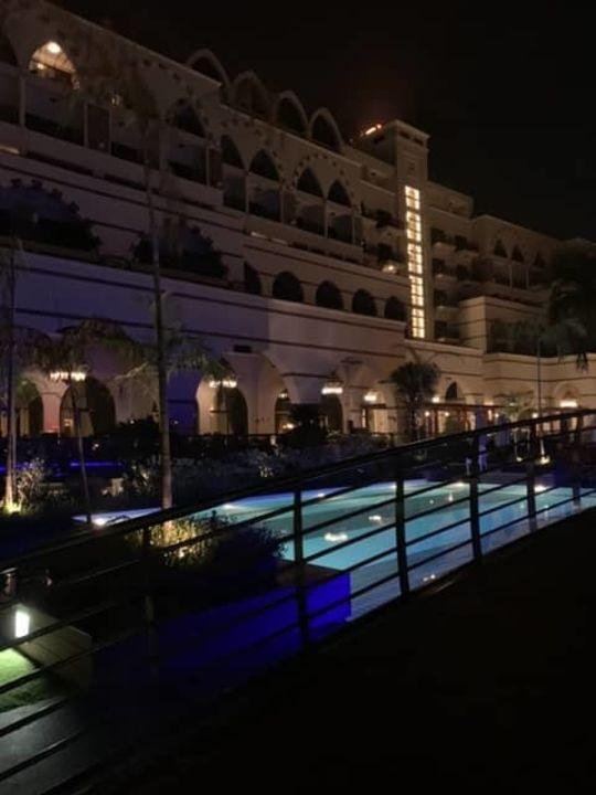 Außenansicht Hotel Jumeirah Zabeel Saray