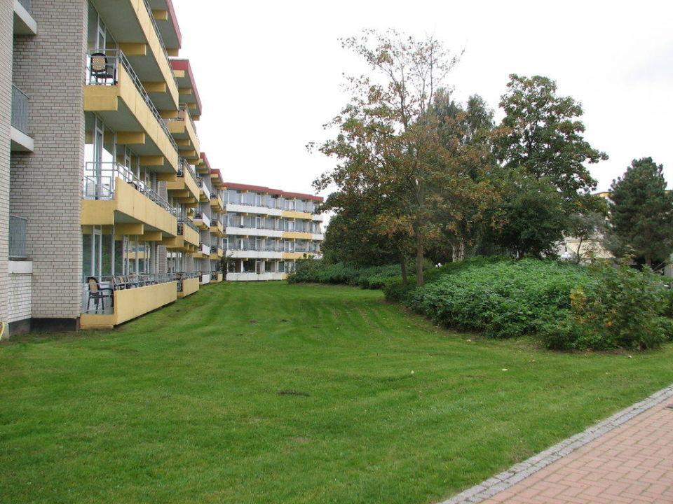 Apartmenthaus An Der Dune Apartments Ferienpark Weissenhauser