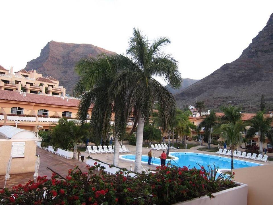 Poolanlage aparthotel jardin del conde valle gran rey for Jardin del conde valle gran rey