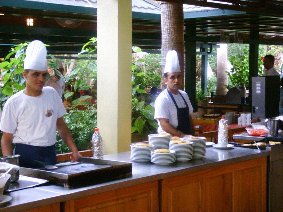 Frühstück Hotel Meryan