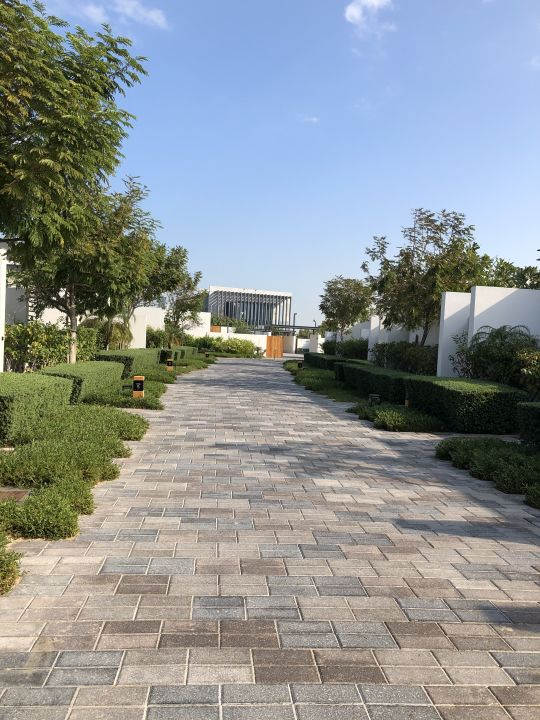 Gartenanlage Nikki Beach Resort & Spa Dubai