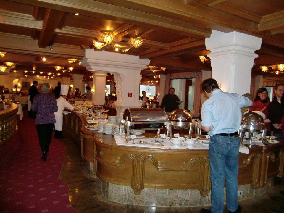Frühstücksbüffet Hotel Traube Tonbach