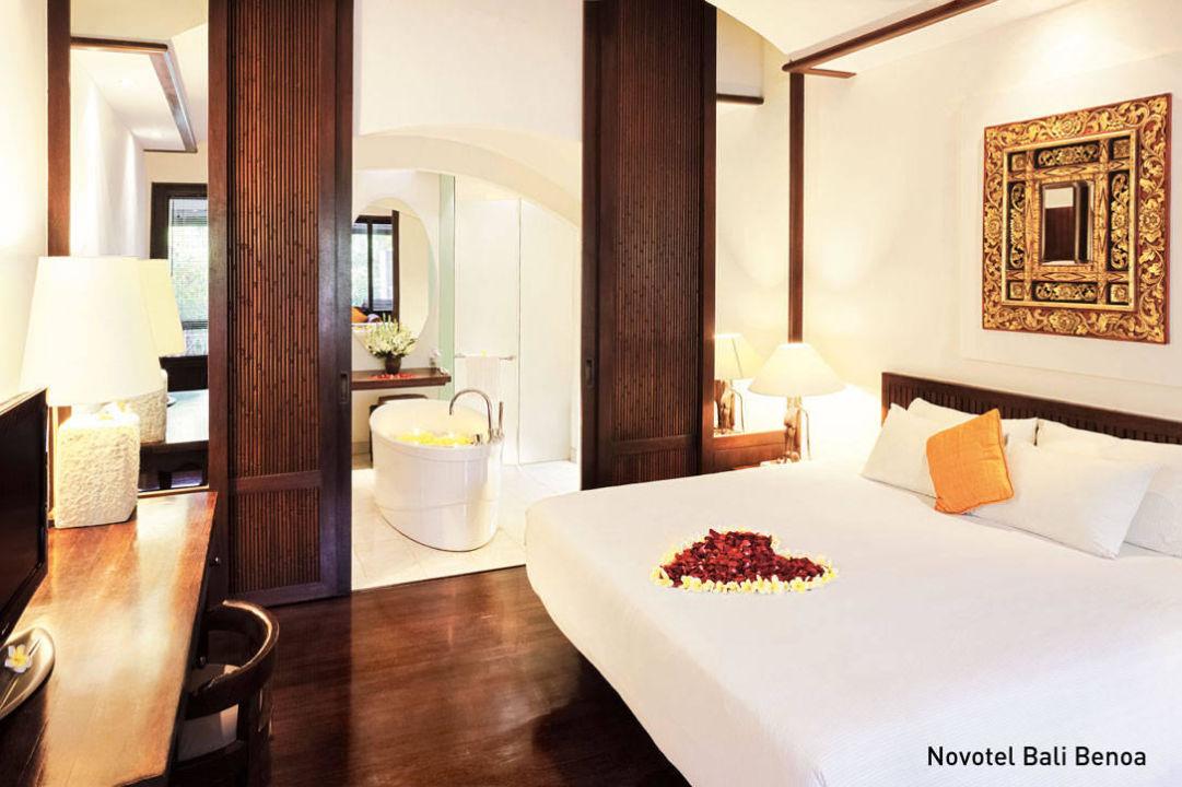 Tropical Terrace  Hotel Novotel Benoa Bali