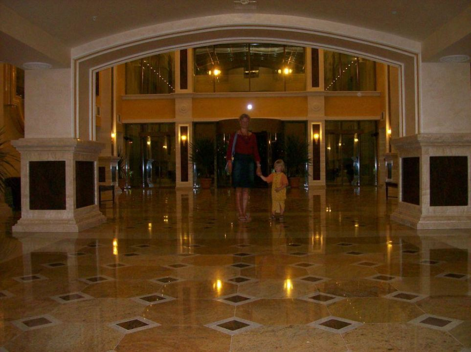 Sigma Eingangshalle Sunset Resort
