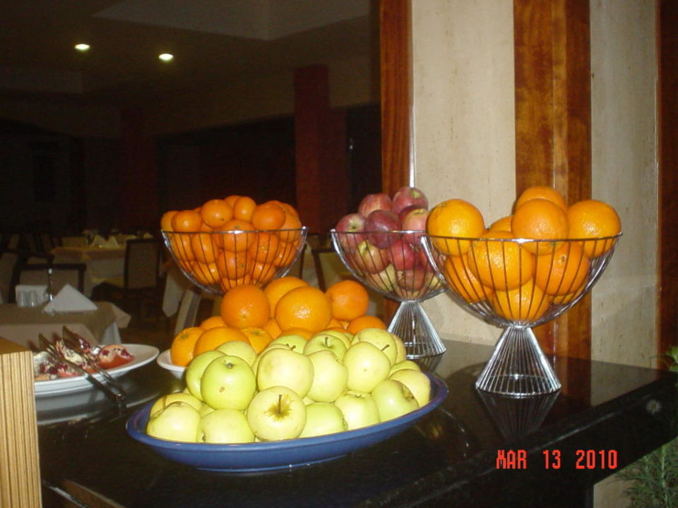 Obsttheke Hotel Emirhan  (geschlossen)