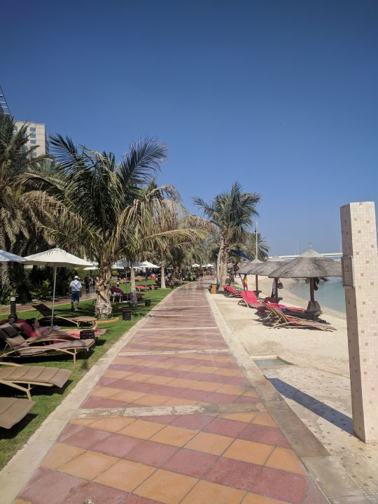 Strand Beach Rotana
