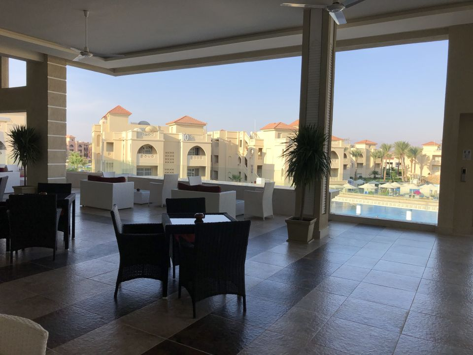 Lobby Aqua Blu Resort Hurghada