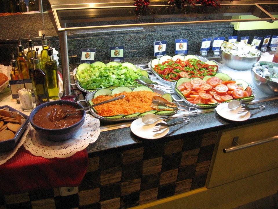 Frühstücksbüffet Lopesan Costa Meloneras Resort, Spa & Casino