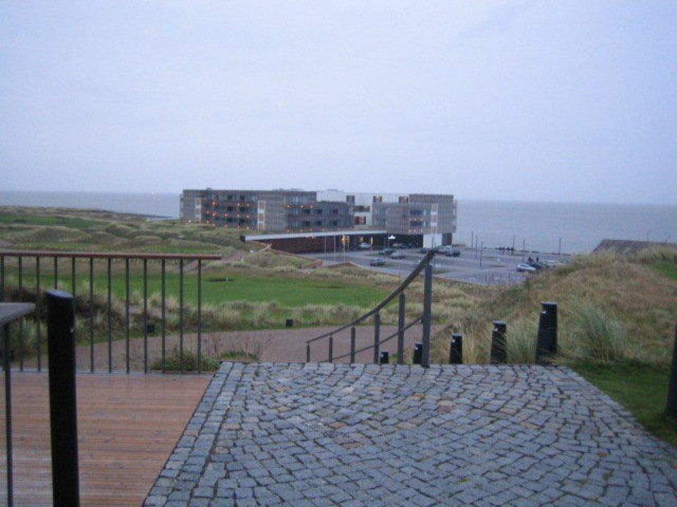 Gesamtansicht BUDERSAND Hotel - Golf & Spa - Sylt