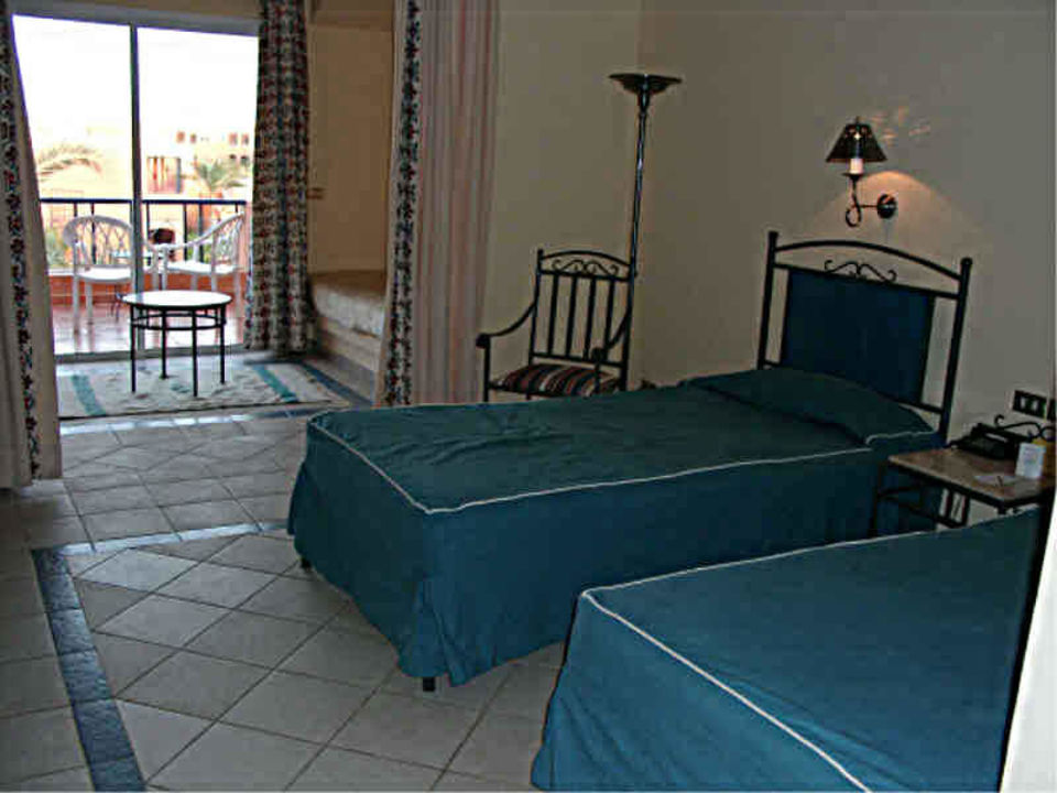 Makadi Oasis Family - Zimmer Jaz Makadi Oasis Club & Resort