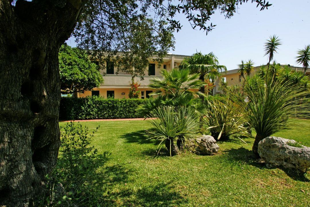 Gartenanlage Sairon Village