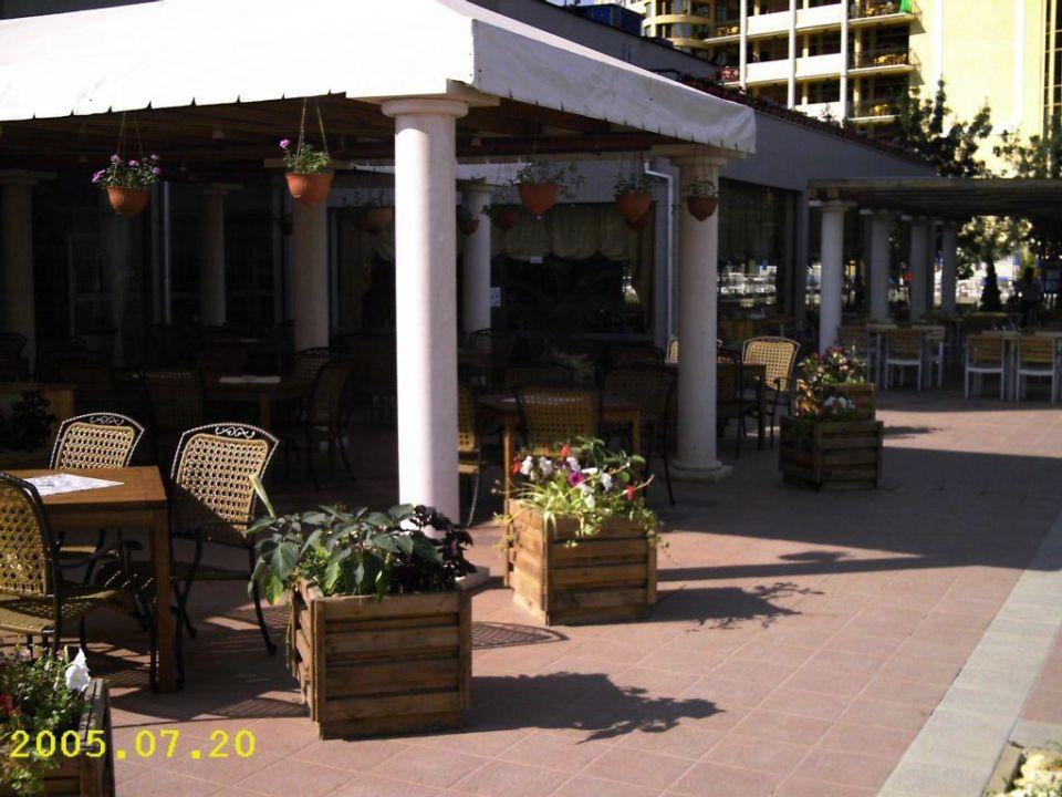 Restaurant Beach Hotel Bellevue