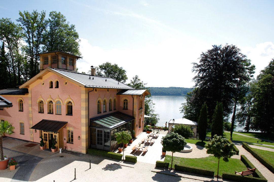 hotelbilder la villa am starnberger see in starnberg bayern deutschland. Black Bedroom Furniture Sets. Home Design Ideas