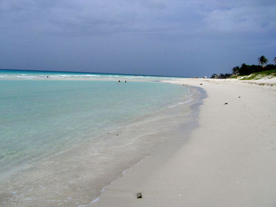 Strand Hotel Gran Caribe Club Kawama