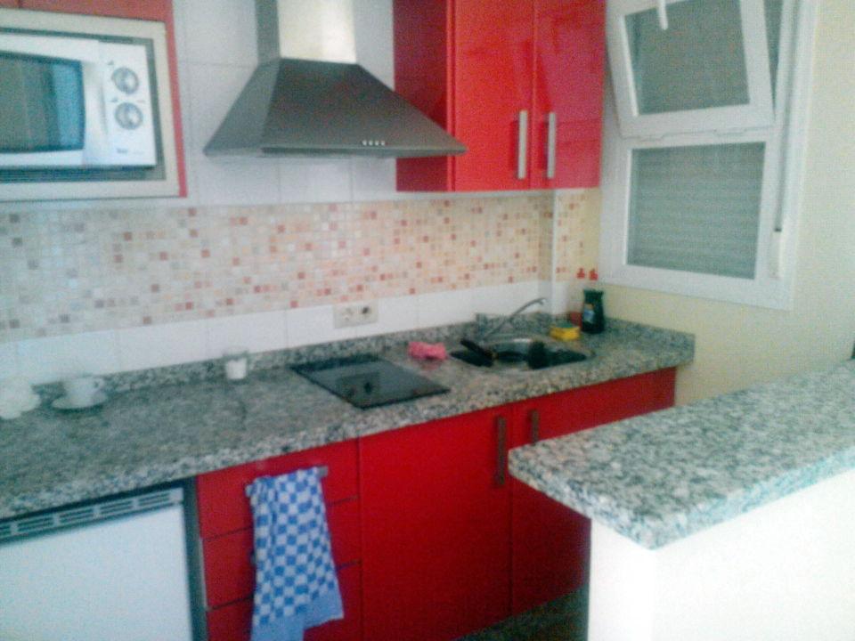 Küche Hotel Vista De Rey