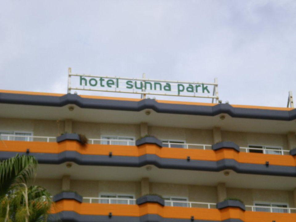 Fassade Seramar Sunna Park Hotel & Apartments