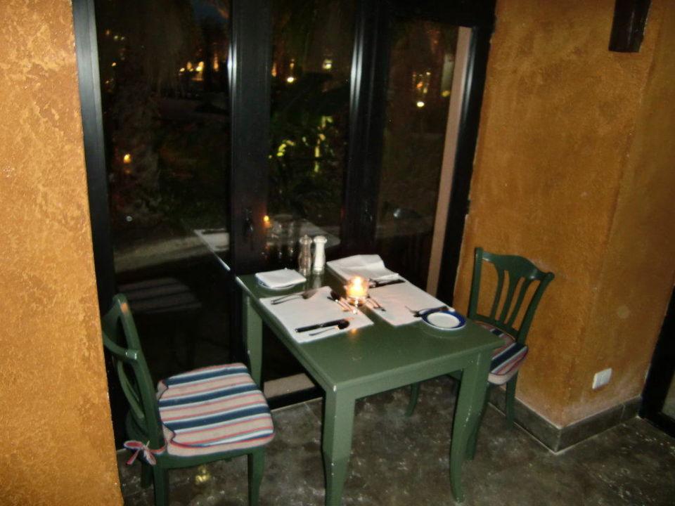 Romantic Dinner Siva Port Ghalib