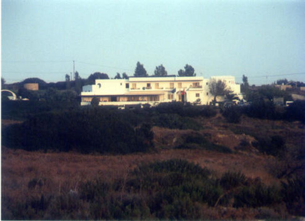 Kouros Club Blick Hotel Kouros Club  (geschlossen)