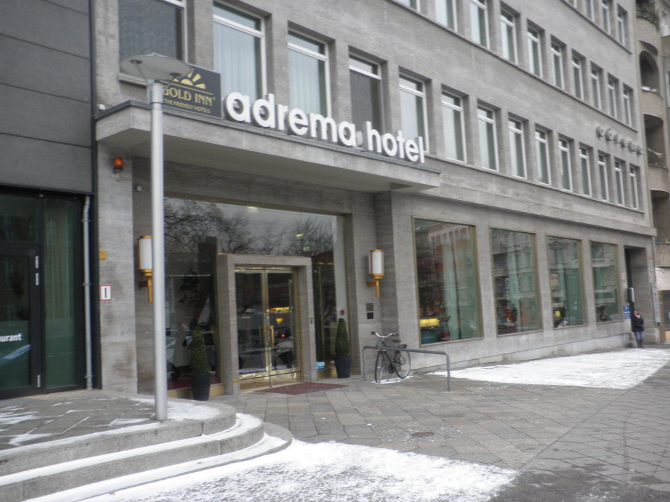 Hotel Adrema In Berlin