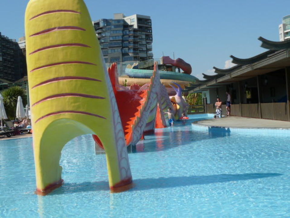 Kinderpool (Rutsche) Hotel Limak Lara de Luxe
