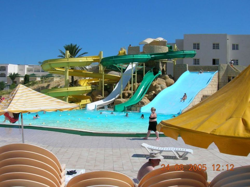 Wasserwelt Hotel Houda Golf & Beach Club
