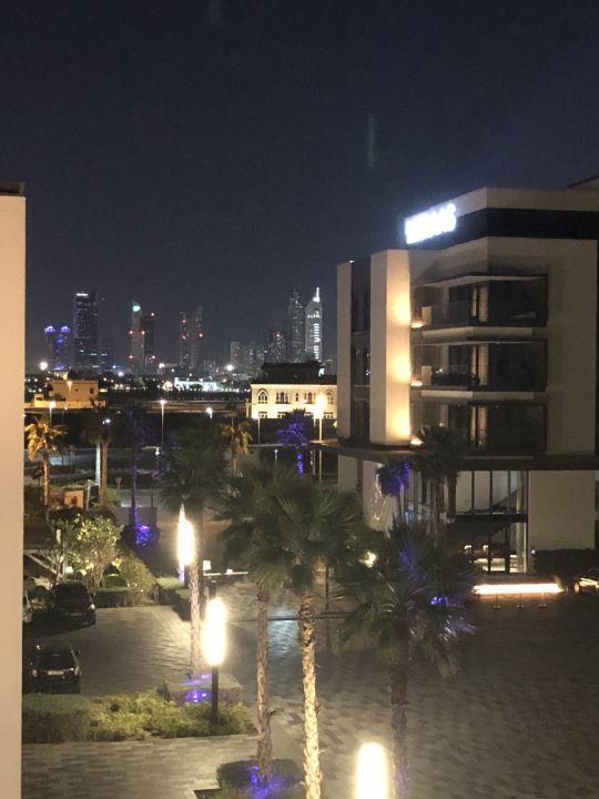 Ausblick Nikki Beach Resort & Spa Dubai