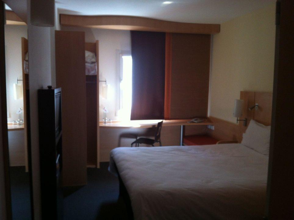 Zimmer Hotel Ibis Praha Old Town