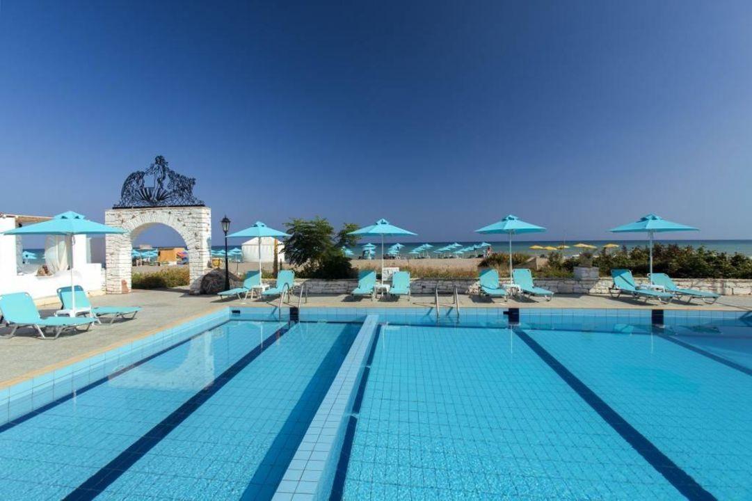 Hotel Golden Beach Griechenland