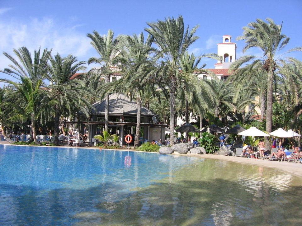 Blick zu einer der Bars Lopesan Costa Meloneras Resort, Spa & Casino