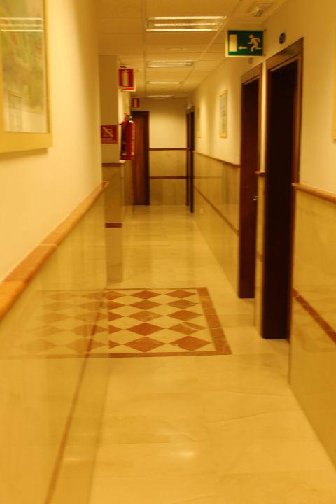 Corridor RK Hotel El Cabo