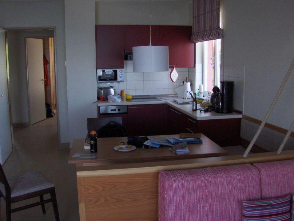 Zimmer - Wohn/Esszimmer Dorfhotel Boltenhagen