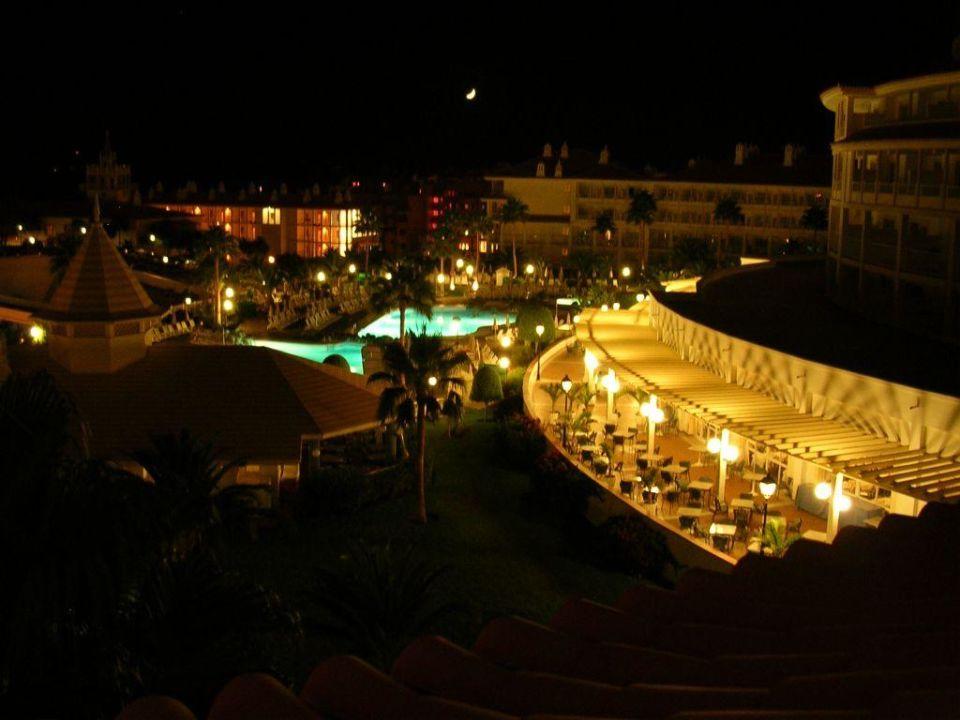 Nacht Hotel Riu Arecas