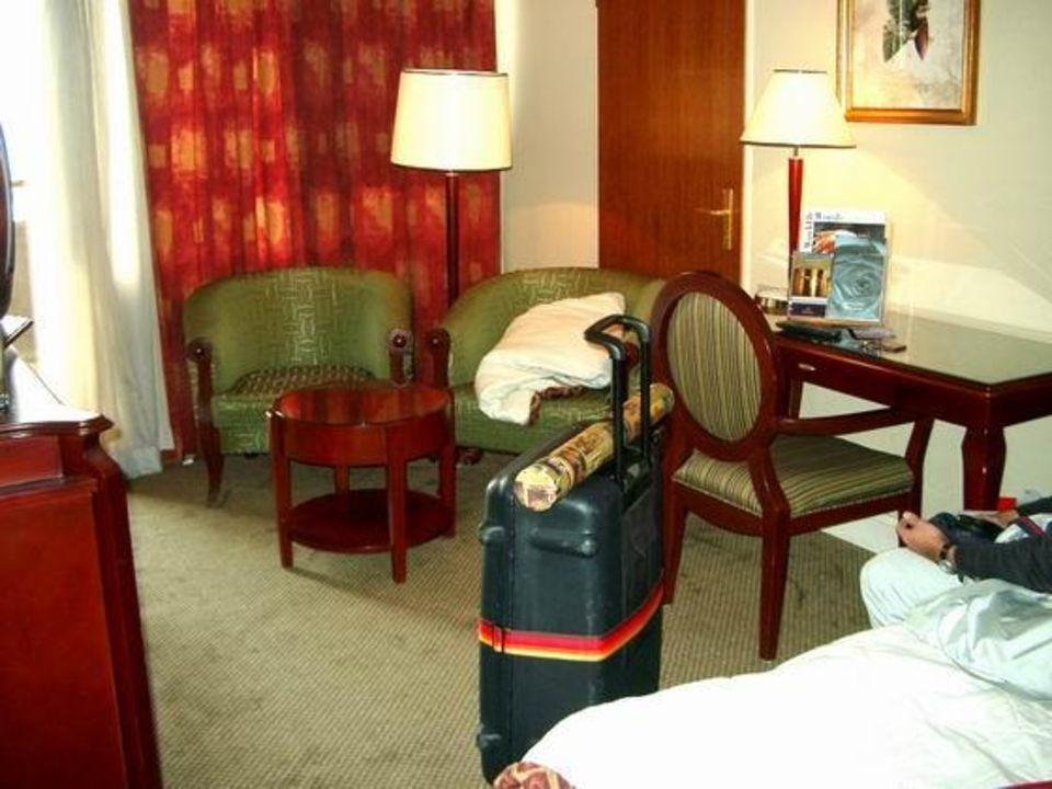 Hotelzimmer im Sofitel Cairo Maadi Hotel Holiday Inn Cairo Maadi Towers & Casino