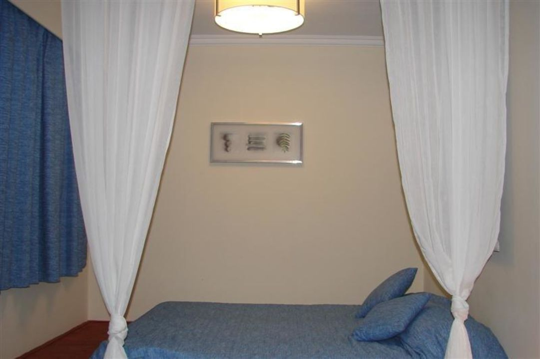 Schlafzimmer Hotel Al Mare Villas