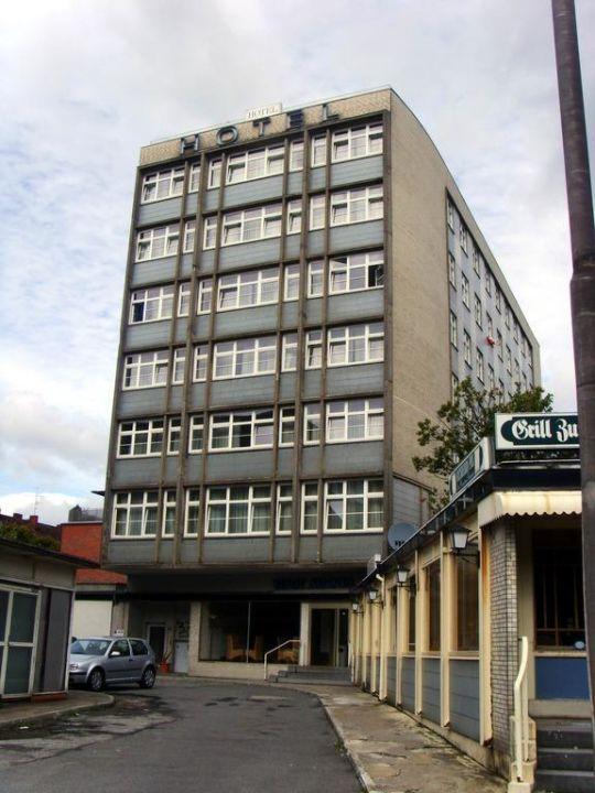 Hotel Hamburg Stadt Altona