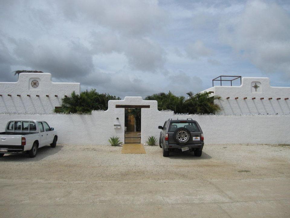 Appartementanlage vorne Bonaire Fun Apartments