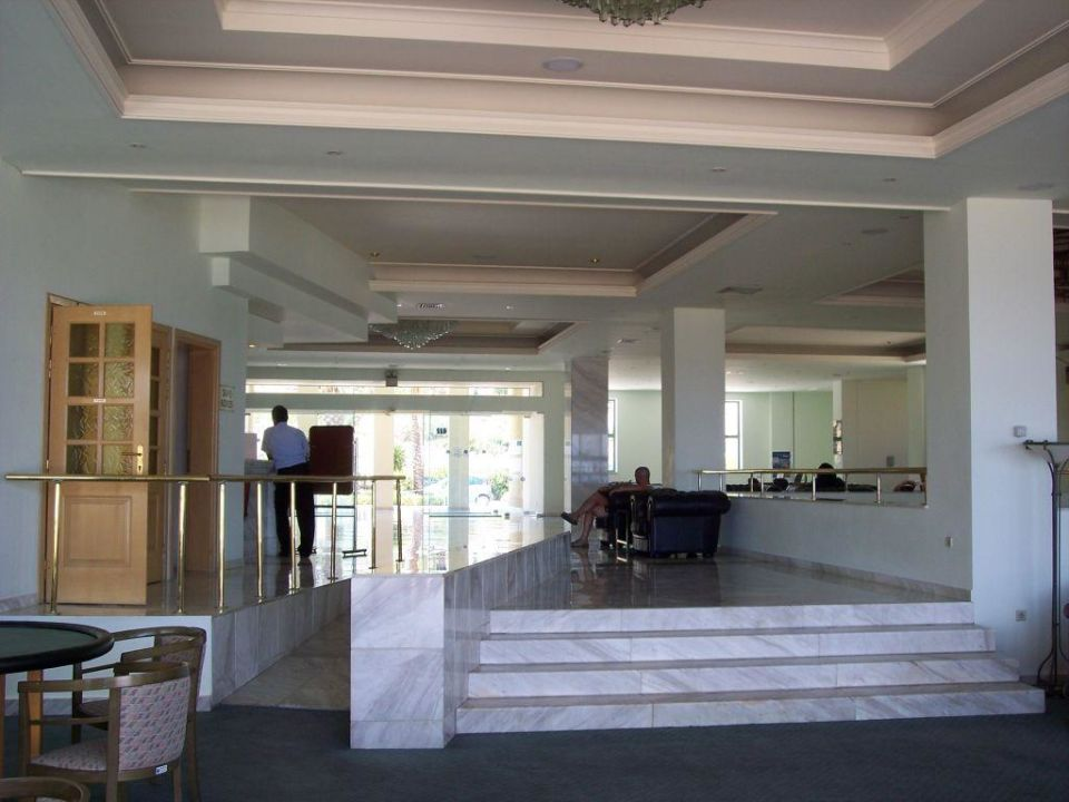 Lobby Mitsis Rhodos Maris Resort & Spa