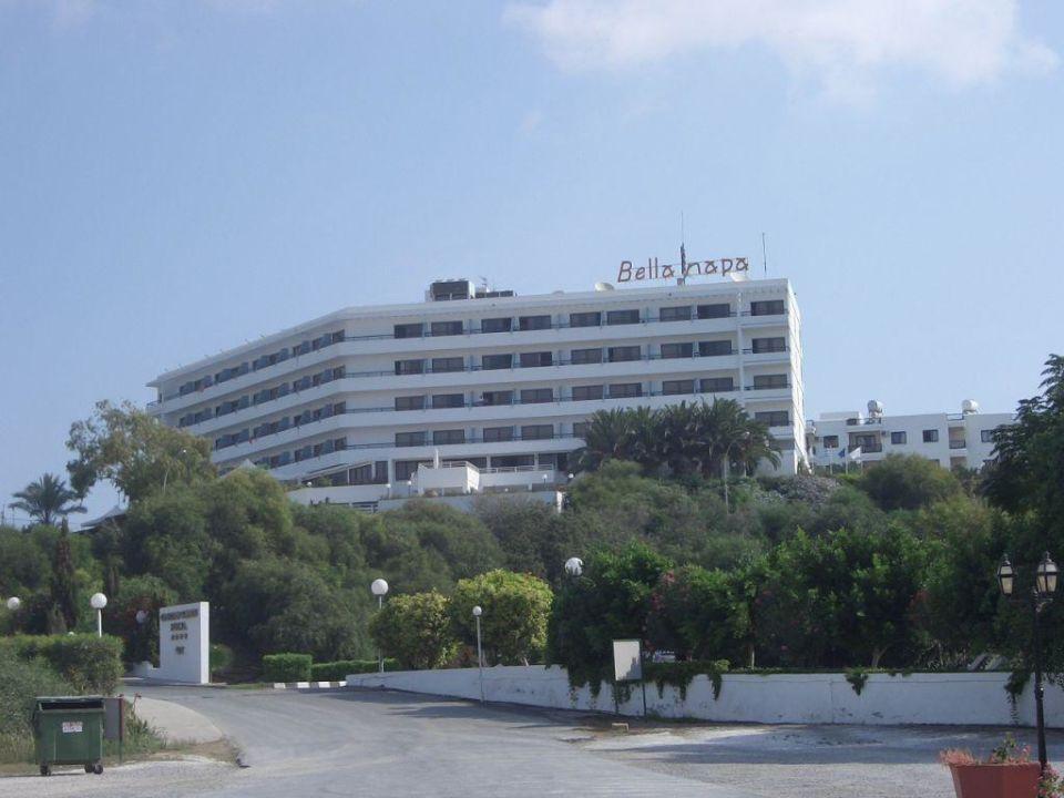Bella Napa Aussenaufnahme Hotel Bella Napa